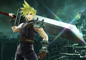 Cloud From 'Final Fantasy VII' Will Soon Be Swinging His Buster Sword In 'Super Smash Bros.'