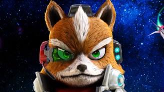 GammaSquad Review: 'Star Fox Zero' Is A Fun, Fiery And Fuzzy Return To Form