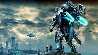 Check Out The Amazing Mechs In Nintendo's Huge Open World RPG 'Xenoblade Chonicles X'