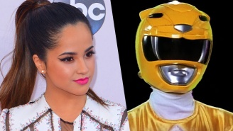 It's Morphin' Time! The 'Power Rangers' Movie Completes The Team By Casting The Yellow Ranger