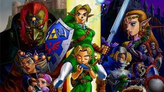 It Was Inspired By 'Twin Peaks'? 12 Epic Facts About 'The Legend Of Zelda: Ocarina Of Time'