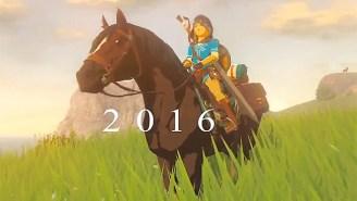 Nintendo Unveiled 'The Legend of Zelda: Twilight Princess HD' And Confirmed 'Zelda Wii U' For 2016