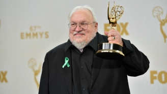 George R.R. Martin Is Now 'In Hiding' To Finish 'Winds Of Winter'