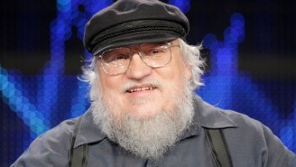 George R.R. Martin Has An Idea For A 'Game Of Thrones' Spin-Off