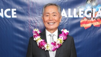 George Takei Hopes The 'Star Trek' TV Reboot Will 'Live Long And Prosper' For The Digital Age