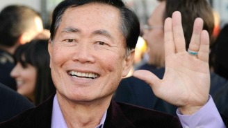 George Takei Is Not On Board With Sulu Being Gay In The New 'Star Trek' Film