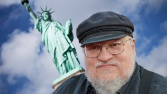 George R. R. Martin Provides A Moving Statement On The Syrian Refugee Crisis