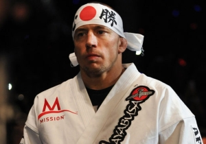 Georges St-Pierre Is Fighting For UFC In November And He Has The Contract To Prove It
