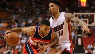 Miami Heat Guard Gerald Green Has Been Suspended For Two Games