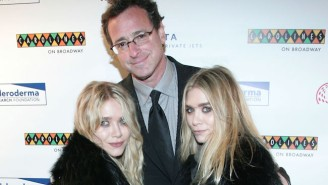 Bob Saget Didn't Get An Invite To Mary-Kate Olsen's Wedding