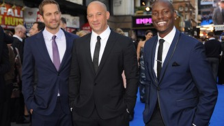 Vin Diesel And Tyrese Gibson Pay Tribute To Paul Walker On The 2nd Anniversary Of His Passing