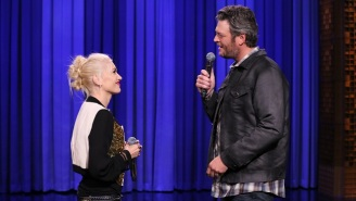 Gwen Stefani Has Moved On From Her Divorce By Hooking Up With Her Coworker