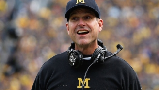 Michigan Coach Jim Harbaugh Continues To Be A Quote Machine, Says Steak Is His Daily Vitamin
