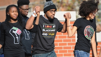 The Controversy At The University Of Missouri Spreads With Protests On Social Media