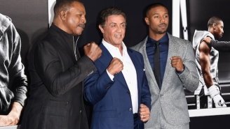 Michael B. Jordan Is Ready For A 'Creed' Sequel If The Fans Demand It