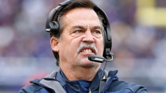 Jeff Fisher Has Some Not-So-Kind Words For Those Questioning The Rams' Effort