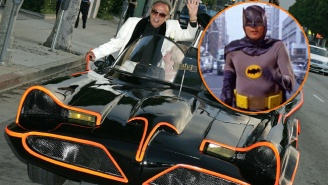 The Creator Of The Batmobile From The 'Batman' Television Series Has Passed Away
