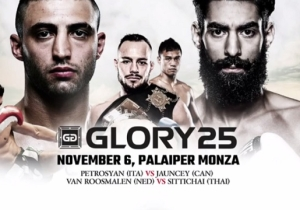 UFC Fight Night 77, Bellator 145 And Glory 25: Weekend Combat Sports Live Discussion
