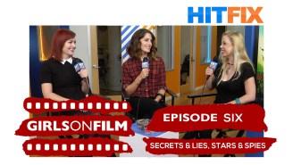 Girls On Film Podcast No. 6. – Secrets & Lies, Stars & Spies