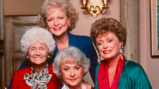 Hulu Took Down An Episode Of 'The Golden Girls' Due To A The Use Of Blackface