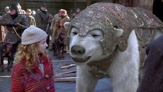 Philip Pullman's 'His Dark Materials' Trilogy To Become An Eight-Part TV Series