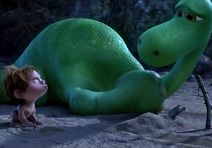 How Pixar made you cry with that emotional 'The Good Dinosaur' scene
