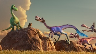 How Pixar's 'The Good Dinosaur' gets surprisingly rough-and-tumble