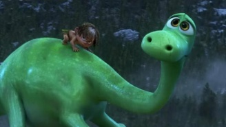 'The Good Dinosaur' Is A Flawed But Beautiful Addition To The Pixar Canon