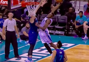 Jerami Grant Baptized Frank Kaminsky With This One-Handed Poster Jam