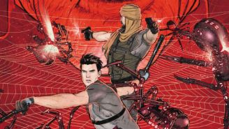 The Past Returns With Robot Spiders In An Exclusive Preview Of Next Week's 'Grayson'