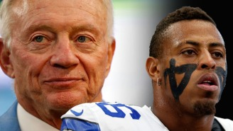 Are Jerry Jones And The Cowboys Changing Their Tune About Greg Hardy's 'Second Chance?'