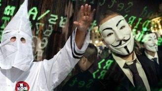 Anonymous Is Outing Ku Klux Klan (KKK) Members With #OpKKK