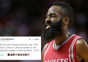 The Rockets Had The Worst Opening Week In NBA History, But Not Because Of Lil B's Curse