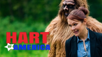 'Archer' Star Amber Nash's Hilarious New Web Series Mixes Bigfoot, Teen Sex, And Tons Of Guests