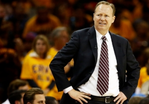 The Referee's Union Ripped The NBA For Not Suspending Hawks Coach Mike Budenholzer