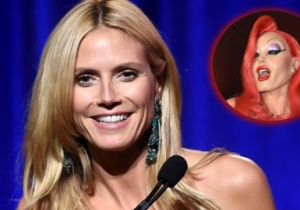 Heidi Klum Reveals Her Halloween Costume, And She Wasn't Lying About The Fantasy Factor
