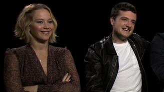 Our Favorite 'Hunger Games' Cast Moments