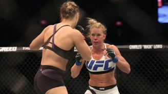 Dana White Confirms A Rematch Between Ronda Rousey And Holly Holm