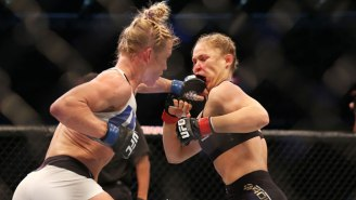 The Ronda Rousey Vs. Holly Holm Fight Was Fixed, Says Former WWE Star Taz