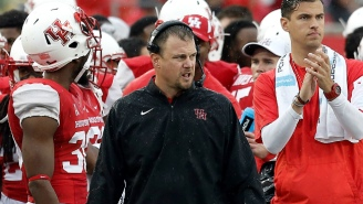 Houston Is Perfect, And Coach Tom Herman Is Using Ohio State's Formula To Keep It That Way