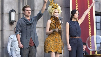 This Cheery 'Hunger Games' Amusement Park Will Place The Odds Ever In Your Favor