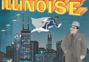 Sufjan Stevens' 'Illinois' Reissue Is A Middle Finger To DC Comics