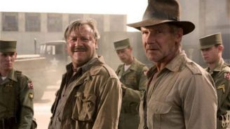 Harrison Ford Is Very Much Into 'Indiana Jones 5'