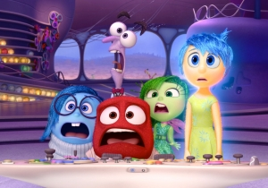 'Inside Out' And The Bizarre 'Roar' Lead This Week's Home Video Picks