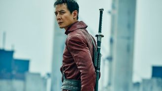 Review: Martial arts drama 'Into the Badlands' stumbles when the fighting stops