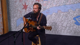 Folk Singer Iron & Wine Covered A GWAR Classic