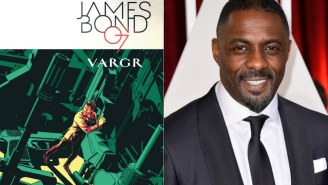 James Bond writer agrees Idris Elba should be the next 007