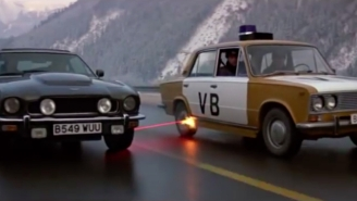 A Martini-Infused Ranking Of James Bond's Vehicular Gadgets According To Real-Life Usefulness