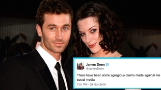 James Deen Defends Himself Against Stoya's 'Egregious Claims' As More Allegations Arise