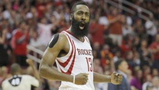 James Harden Finally Woke Up Against His Former Team, And The Rockets Might Be Back